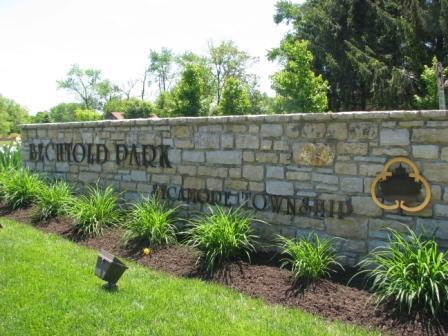 Bechtold Park Sign