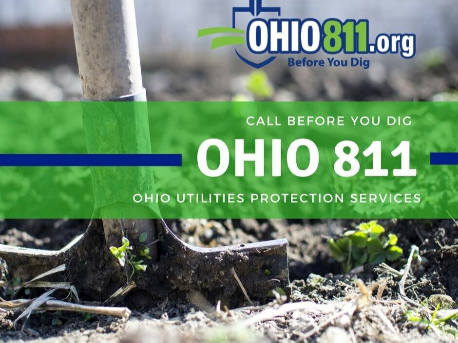 Ohio 811 Call before you dig