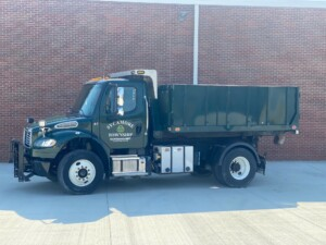 Sycamore Township Dump Truck
