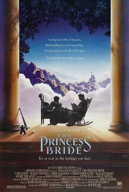 Movie poster The Princess Bride