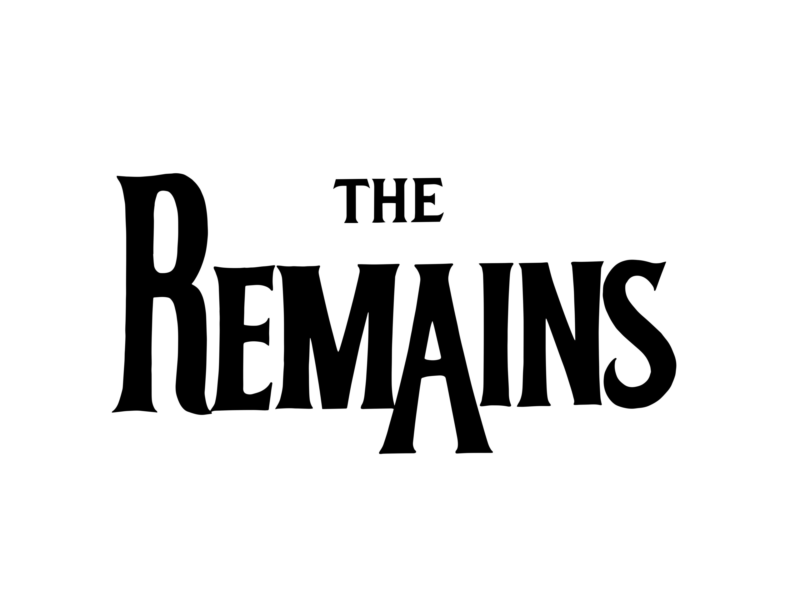 The Remains Logo