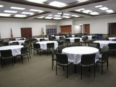 Icon of Banquet Seating Web Site