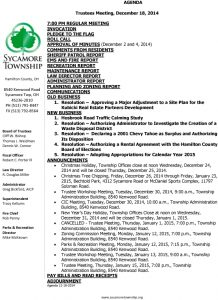 Icon of Trustee Agenda 12 18 2014