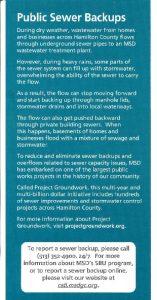 Icon of Public Sewer Back Ups