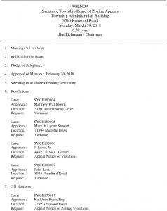 Icon of 03-19-18 Agenda