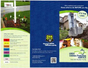 Icon of Ohio Utilities Protection Service