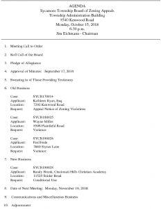 Icon of 10-15-18 Agenda