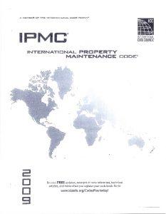 Icon of Property Maintenance Code 09