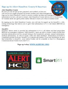 Icon of Alert HC Newsletter Content