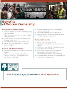 Icon of Benefits Of Worker Ownership