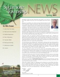 Icon of Spring 2021 Newsletter