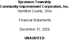 Icon of Sycamore Twp CIC 2020 FS V2