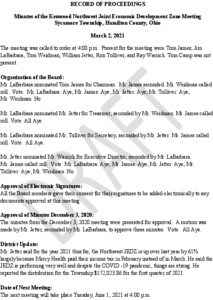 Icon of Draft JEDZ Meetings Packet 06-01-21