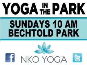 Yoga in the Park @ Bechtold Park | Cincinnati | Ohio | United States